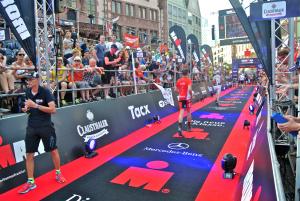 David Baldoví, finisher Ironman